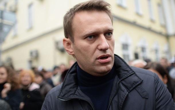 Навальний виграв суд у Росії в ЄСПЛ
