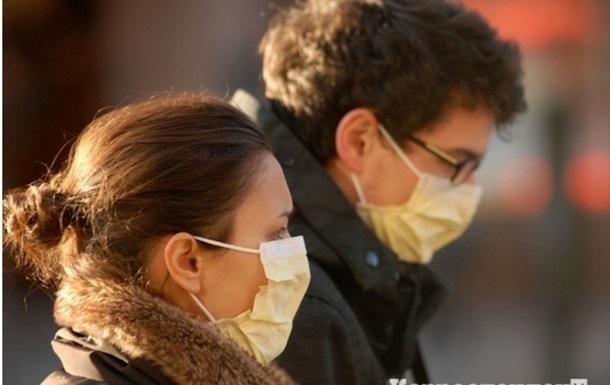 У Києві зростає рівень захворюваності на грип