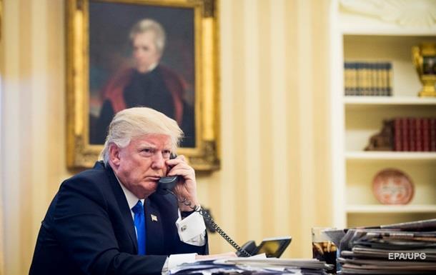 Трамп поспілкувався з прем єром Австралії з приводу біженців