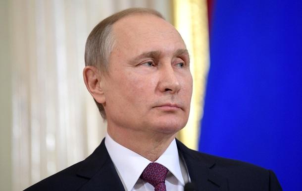 Путин уволил 16 генералов и назначил прокурора Крыма