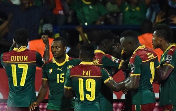 Камерун вийшов до фіналу Кубка африканських націй