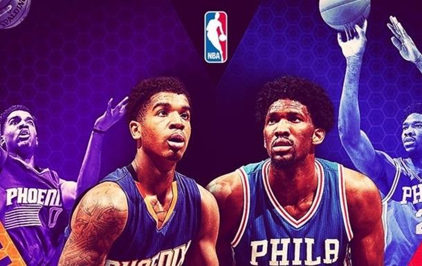 НБА. Центровий Філадельфії і форвард Фінікса - найкращі новачки січня