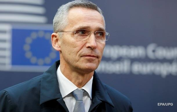 Пранкери подзвонили генсеку НАТО замість Порошенка