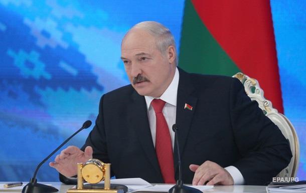 Лукашенко назвал количество беженцев из Украины
