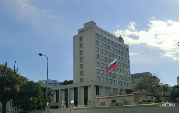У Сирії двічі обстріляли російське посольство
