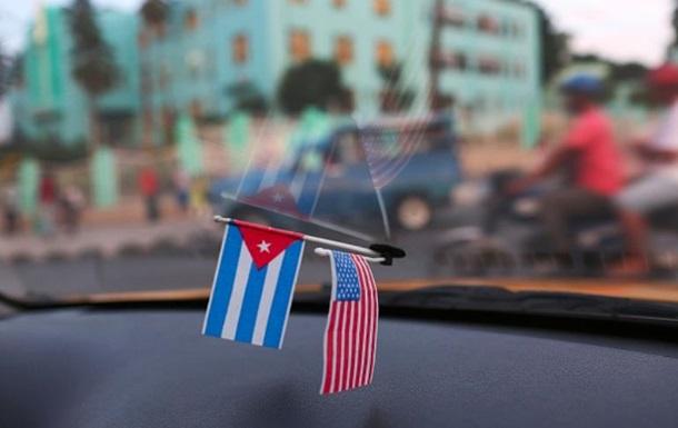 США оголосили про перегляд політики щодо Куби
