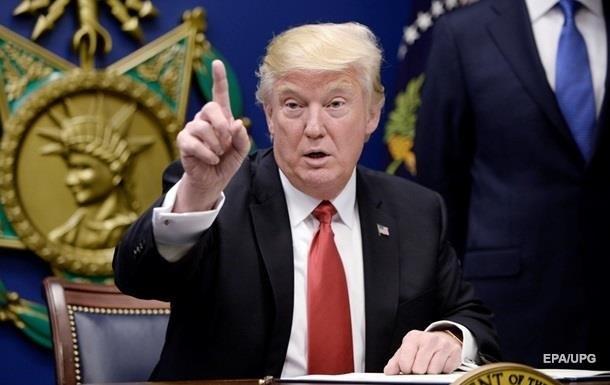 Мін юст США подав апеляцію на скасування указу Трампа щодо мігрантів