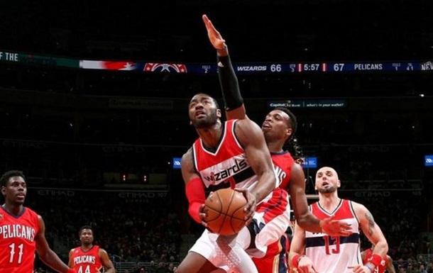 НБА: Вашингтон обыграл Нью-Орлеан, победа Юты, поражение Финикса