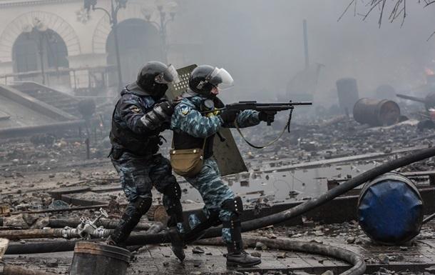Суд звільнив екс-беркутівця, підозрюваного у вбивствах на Майдані