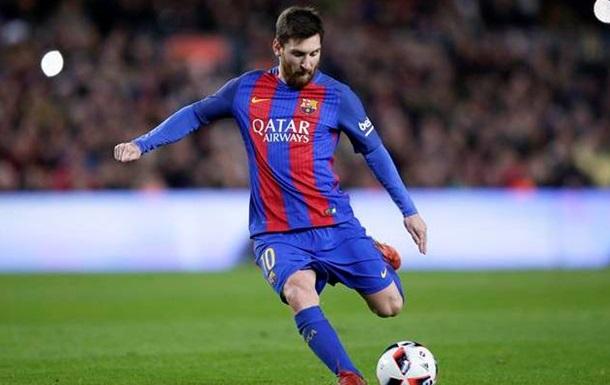 Мессі побив рекорд Барселони за голами зі штрафного