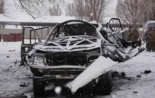 Загибель силовика ЛНР: оцінено потужність вибуху