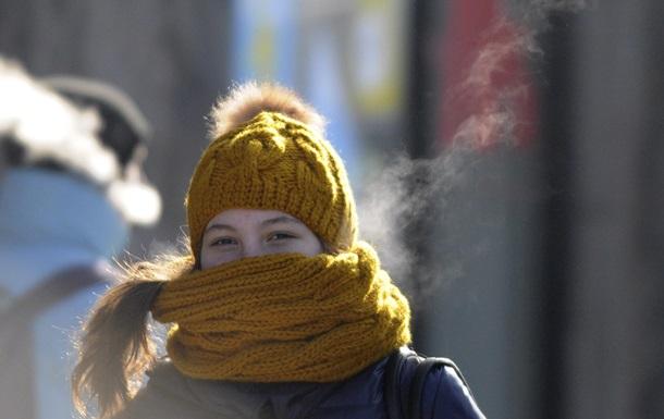 В Україні відбудеться різке зниження температури