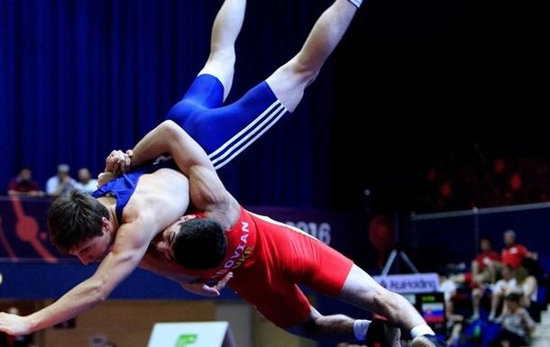 У Харкові пройшов чемпіонат України з греко-римської боротьби