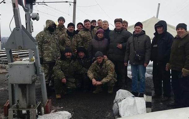 Нардеп ударив поліцейського у Донецькій області