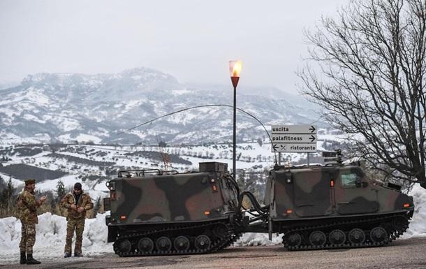 Італія виступає за створення  оборонного шенгену