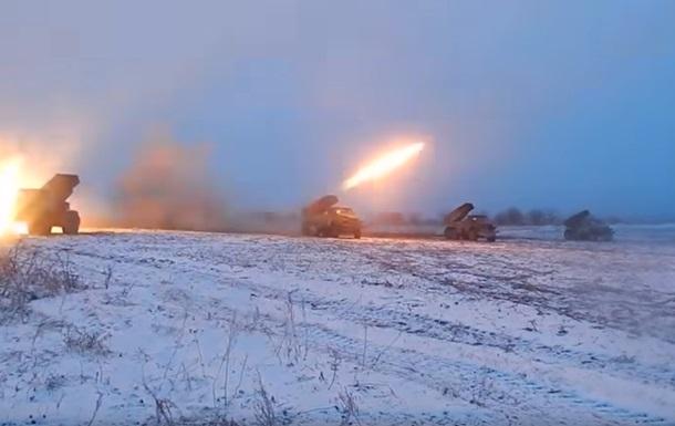 Сепаратист ДНР показав обстріл Авдіївки з Градів
