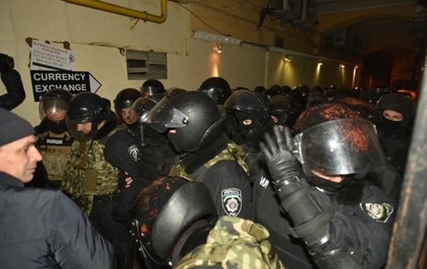 Украинский выбор: силовики игнорируют расследование поджога офиса