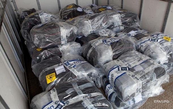 В Австралії вилучили рекордну партію кокаїну на $240 млн