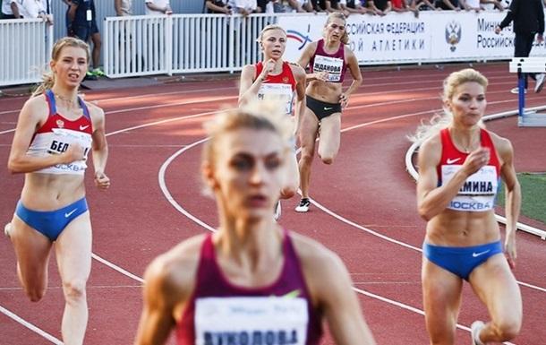 IAAF продовжила санкції проти російської легкої атлетики