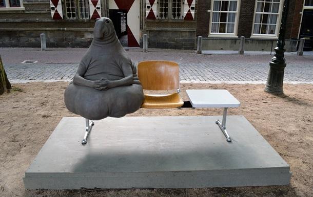 В Днепре появится статуя Ждуна