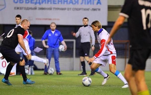 Тимощук дебютував за російську аматорську команду
