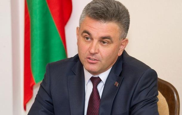 В Приднестровье отказались от особого статуса