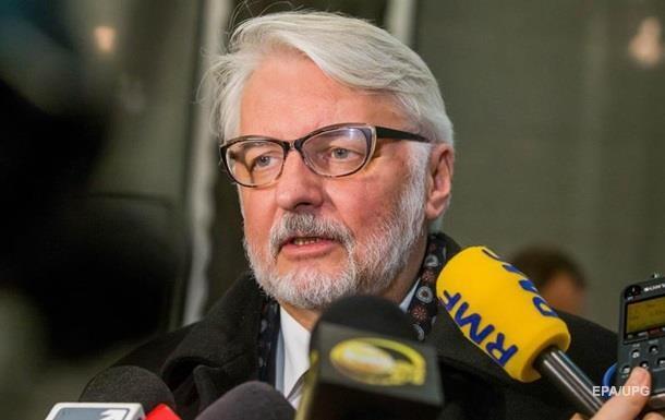 МЗС Польщі відкидає скасування санкцій проти РФ