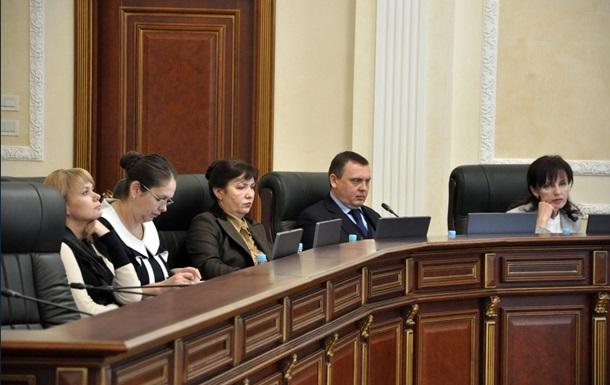 Задержание и арест судей в Украине упростили