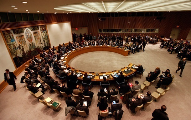 Москва: Київ не отримав підтримки в Радбезі ООН