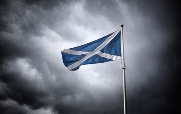 Парламент Шотландії проголосував проти Brexit