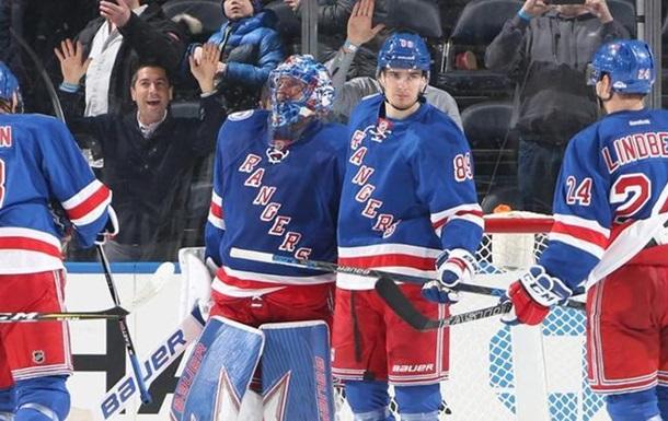 НХЛ: Вашингтон розгромив Кароліну, Рейнджерс обіграли Анахайм