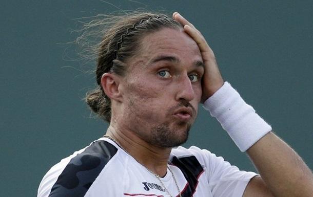 Долгополов втратив перемогу на старті турніру в Кіто