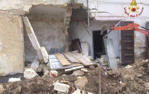 На Сицилії завалився кінотеатр, є постраждалі