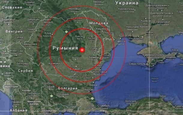В Одеській області відчули коливання землетрусу