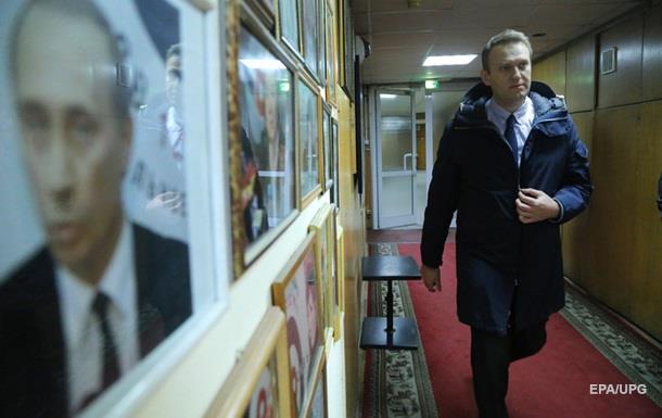 Залишили без виборів: Навального засудили умовно