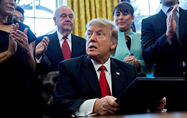 Трамп повністю сформував свій кабінет