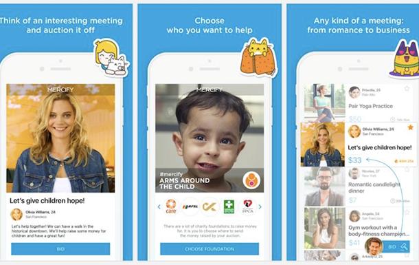 Пользователи Android смогут присоединиться к новому сервису знакомств Mercify