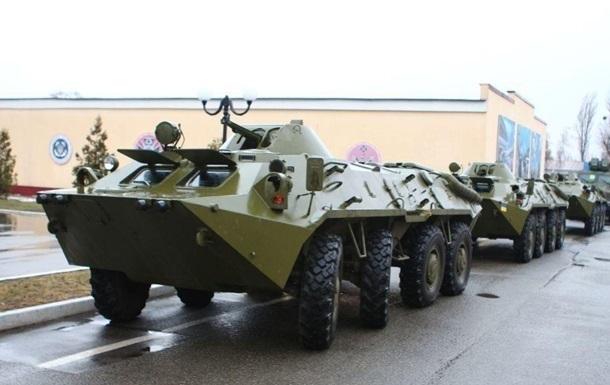 Україна купує двигуни для БТР у Росії - ЗМІ