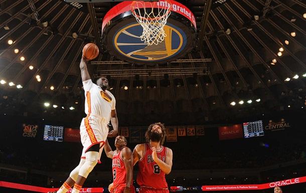 НБА: Голден Стэйт разгромил Чикаго, Сакраменто сильнее Бостона