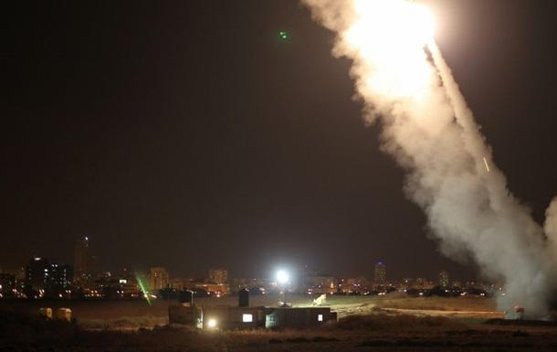 Курортне місто Ізраїлю обстріляли ракетами з Єгипту