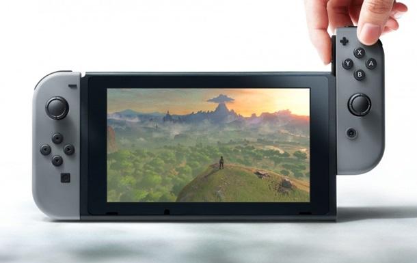 Nintendo Switch: видео