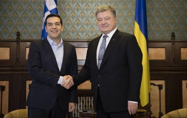 Вводимо санкції проти РФ заради діалогу - Ципрас