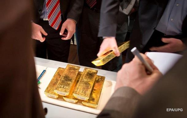 Німеччина повернула майже 700 тонн золота зі США і Франції