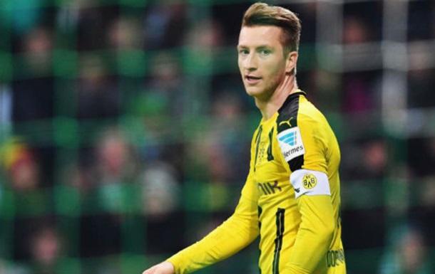 Боруссія (Дортмунд) вперше в історії провела чотири заміни