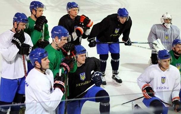 Збірна України з хокею обіграла італійців на Єврочелленджі