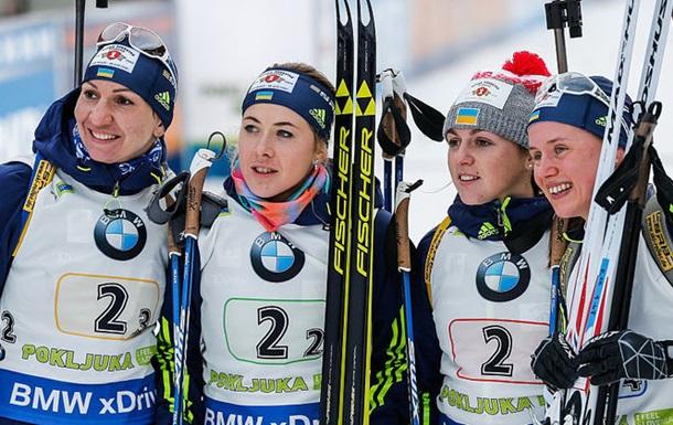 Став відомий стартовий склад збірної України на жіночу спринтерську гонку