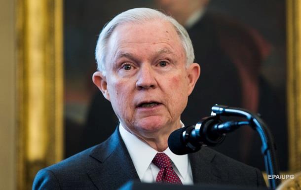 Новий генпрокурор США закликав покінчити з нелегальною міграцією