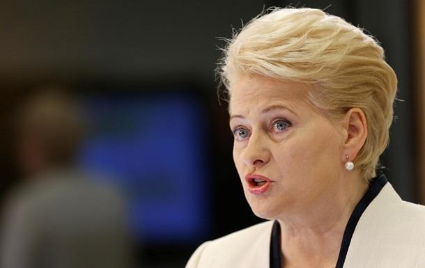 Країни Балтії вимагатимуть від НАТО посилення безпеки