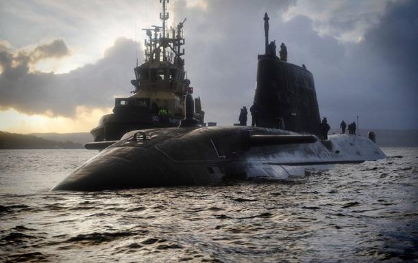 Британські ударні підводні човни вийшли з ладу - ЗМІ