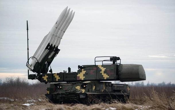 Україна проведе стрільби з Буків у Криму